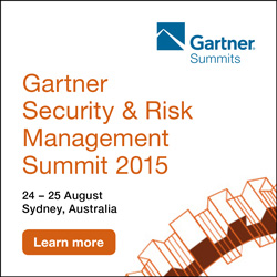 Gartner Security and Risk