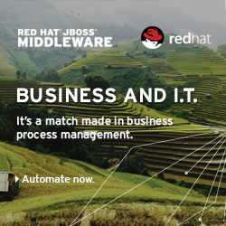Red Hat JBoss, Advertisement