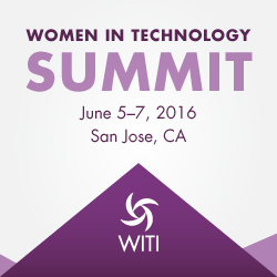 Women in Technology Summit San Jose