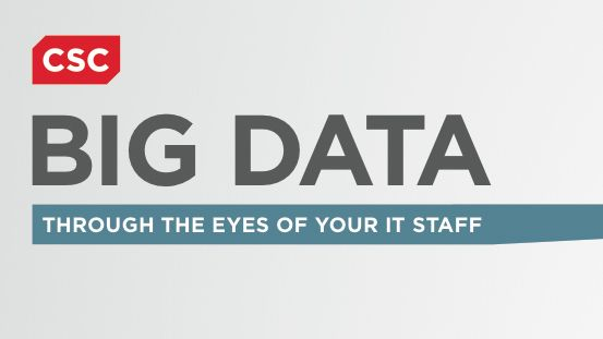 CIO Infographic: Big Data Through the Eyes of Your IT Staff