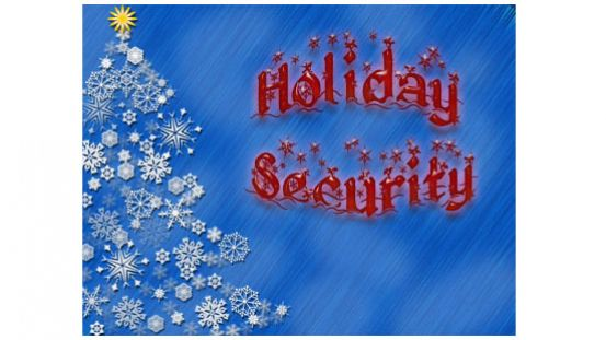 Seven Security Tips to Safeguard Customers and Bottom Line This Holiday Season
