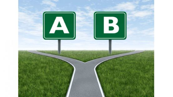 Why Marketers Need to Put A/B Testing by the Wayside Content