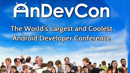 AnDevCon, July 29-31 in Boston