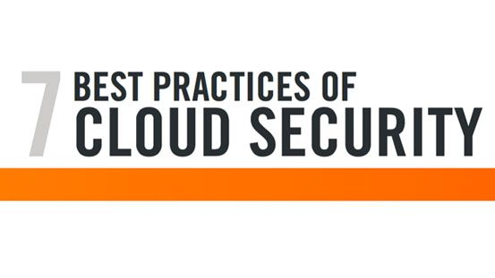 7 Best Practices of Cloud Security