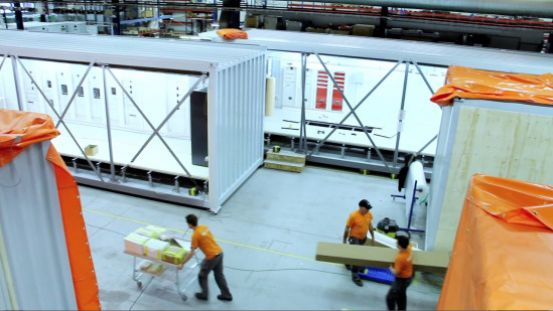 Prefabricated or ISO container – which way for ultimate data centre flexibility?