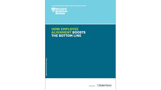 Harvard Business Review: How Employee Alignment Boosts the Bottom Line