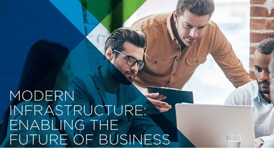 Modern Infrastructure: Enabling the Future of Business