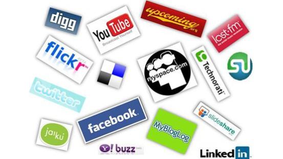 What type of data does Social Media harvest?