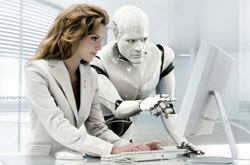 human vs robot 13 The BPM driven Future Is Closer than You Think