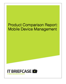 Product Comparison Report Mobile 2013 Mobile Device Management Comparison Report