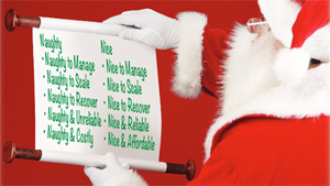 naughty nice santa sm Why your legacy storage is naughty?