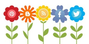 Flowers 300x150 How To Use Social Media To Leverage Your Content Marketing Output