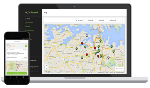 vgo dispatch app 300x177 Vesess Debuts Vgo – A Cloud Based Solution For Taxis To Compete with Uber