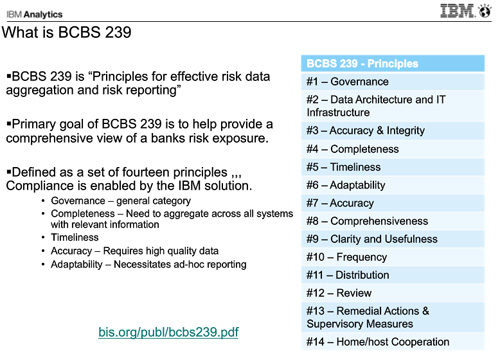 BCBS 239 How to Ease the Pain of Data Lineage Collection Mandated by BCBS 239