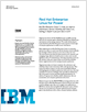IBM RedHat Solution Brief: Red Hat Enterprise Linux on Power Systems