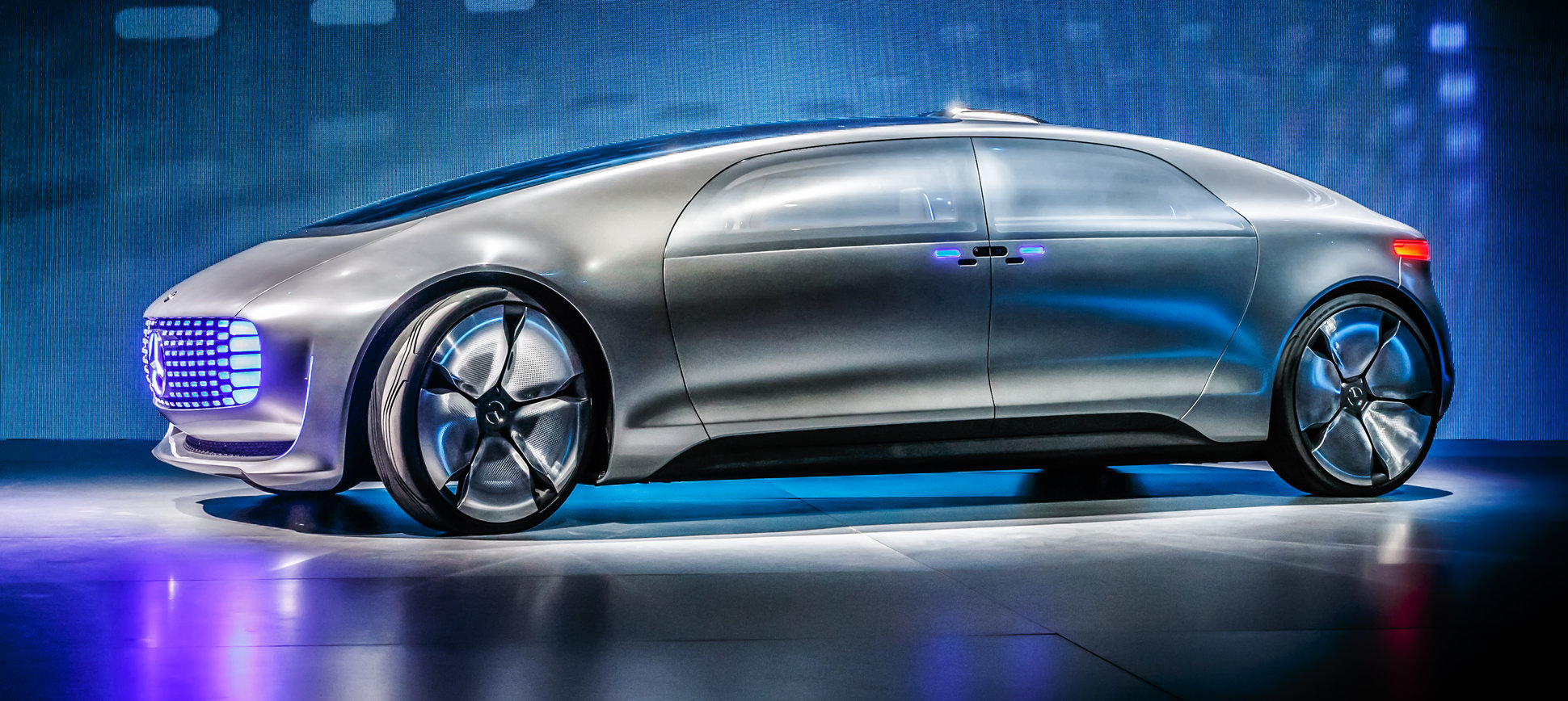 Autonomus Cars Gain Powerful Ally in The US Government