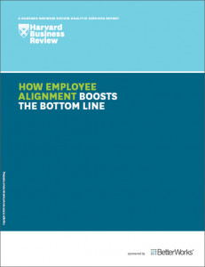 BetterWorks6.16 231x300 Harvard Business Review: How Employee Alignment Boosts the Bottom Line