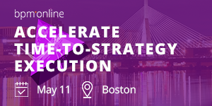 BPMOnline banner300x150 Cant Miss! Tech Forum in Boston: Accelerate Time to Strategy Execution