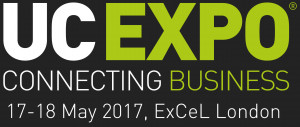 UC Expo date RGB 300x127 UC EXPO   17 18 May 2017 at ExCeL London