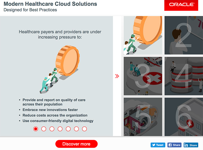 Oracle Square1 Modern Healthcare Cloud Solutions Designed for Best Practices