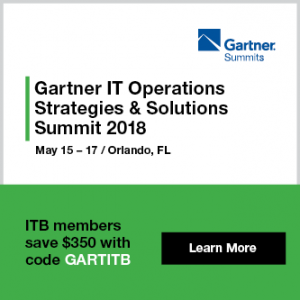 EVTM 848 381619 IOSS2018 Media Partner Banners 1 250x250 300x300 Gartner IT Operations Strategies & Solutions Summit 2018