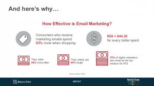 Email Marketing 300x168 5 Tips to Unobtrusively Promote Your Brand