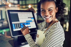 Lady Smiling 300x200 Understanding the Importance of POS for Your Business