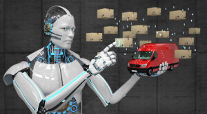 robot 300x166 How the use of AI Can Help Grow SMEs